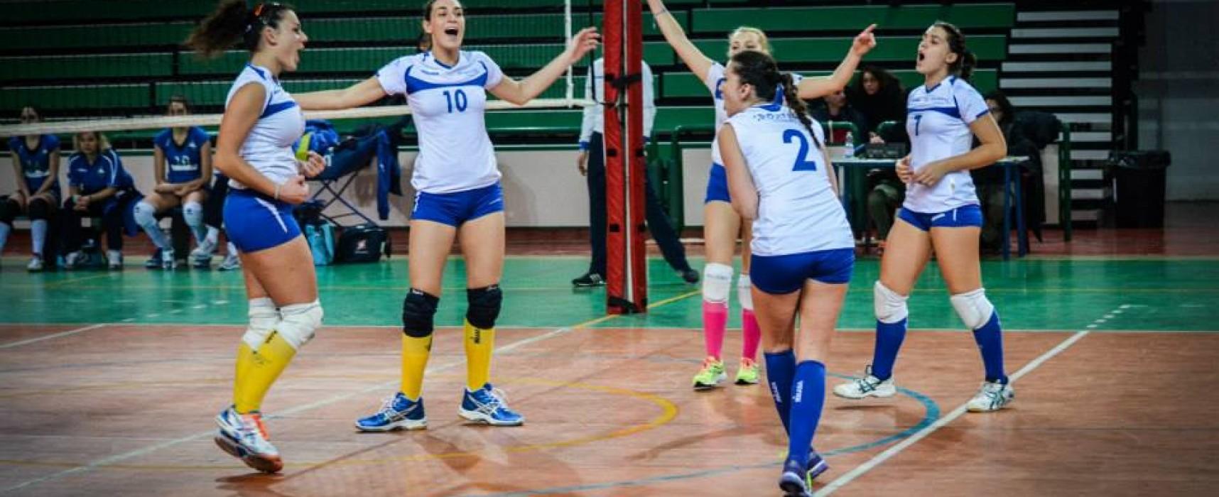 Sportilia attende il Cuti Volley per proseguire la striscia positiva
