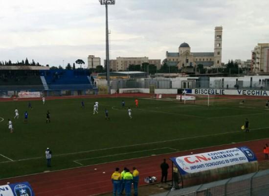 Bisceglie e Taranto non si fanno del male, al Ventura è 0-0