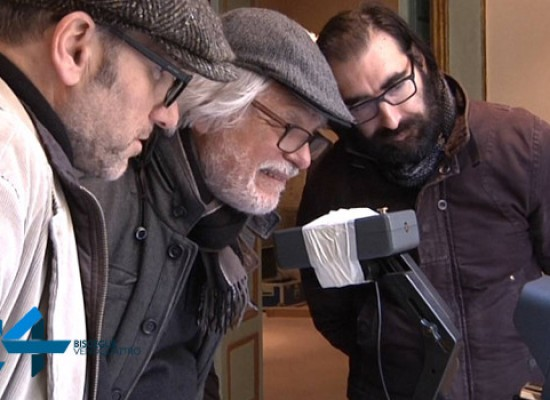 """Un anno fa il """"cantiere cinematografico"""" con Placido, dov'è finito il cortometraggio su Bisceglie?"""