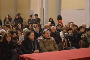 Pubblico conferenza amato