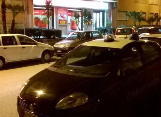 Rapinato il supermarket Despar di via Sacerdote di Leo, in corso le indagini dei Carabinieri