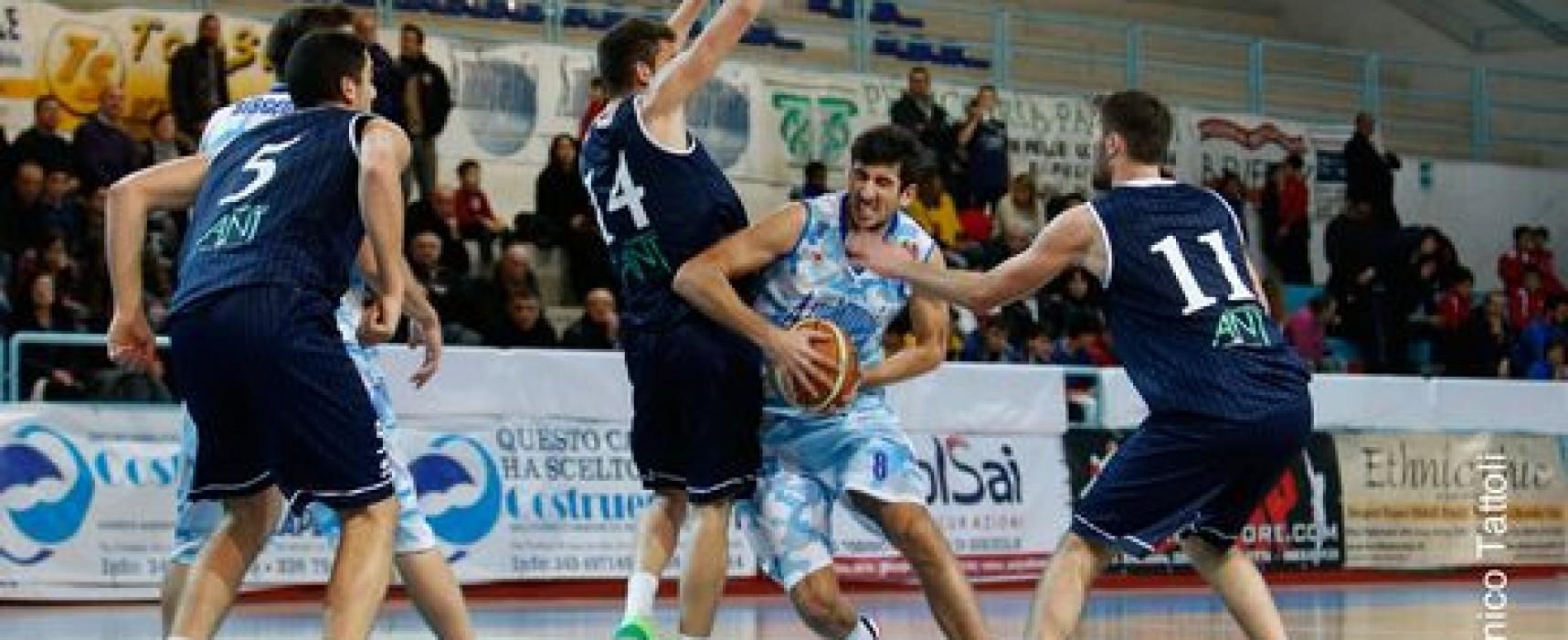 Ambrosia a caccia della quarta vittoria consecutiva, c'è Taranto da battere