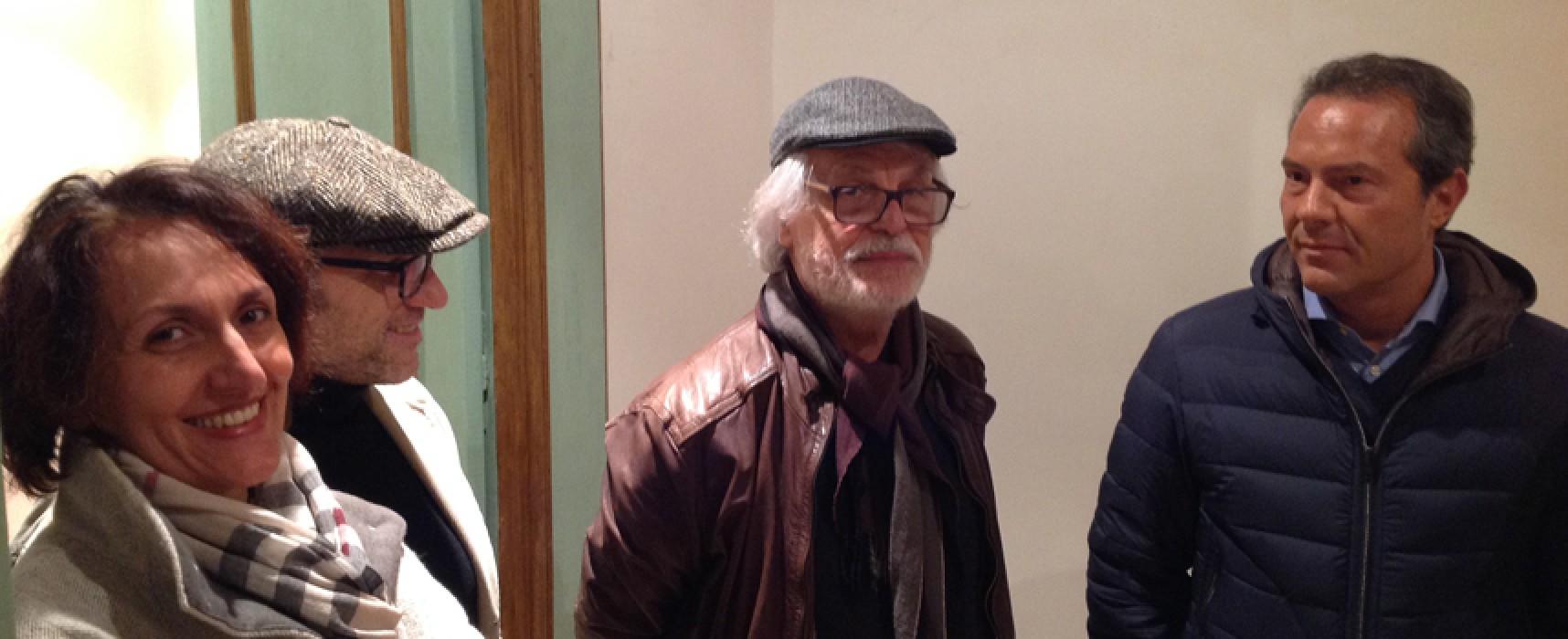 """Michele Placido sta dirigendo un """"laboratorio di cinematografia"""" a Bisceglie? Perché nessuno sapeva nulla?"""