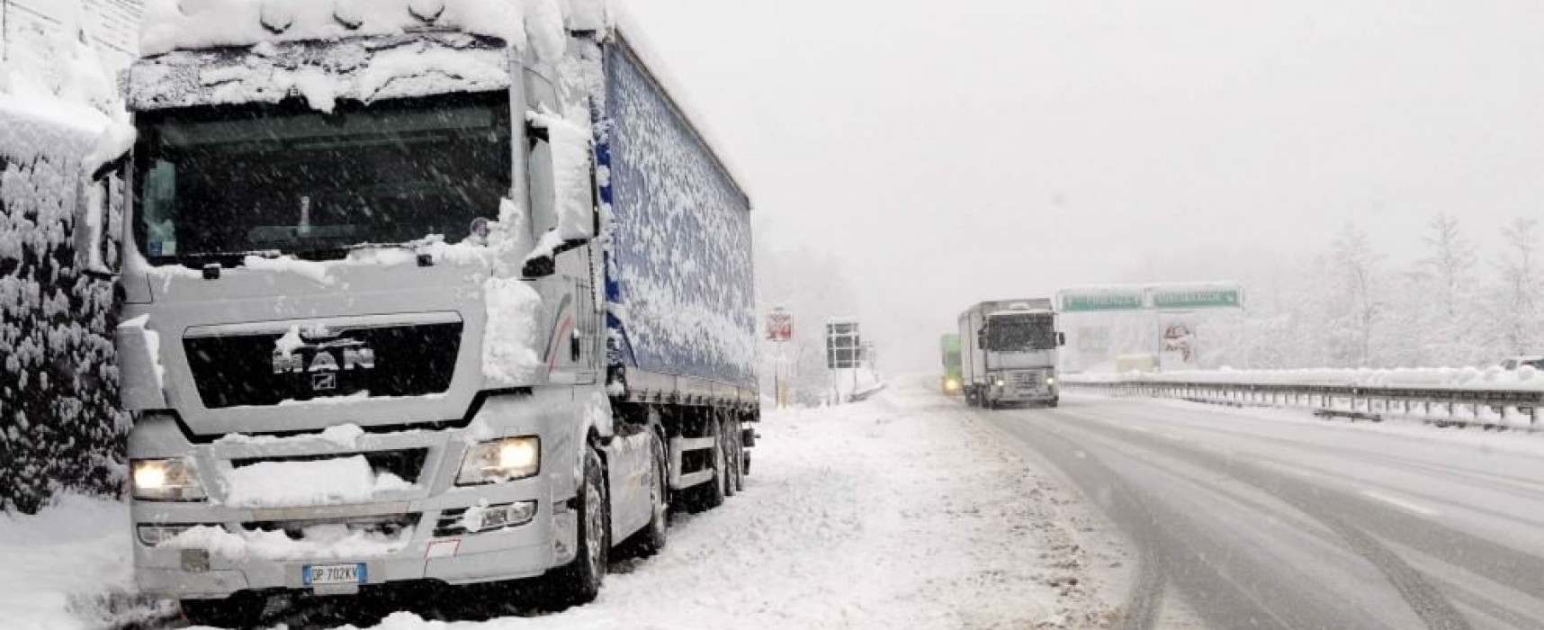 Revocata la limitazione al traffico dei mezzi pesanti sulle strade provinciali