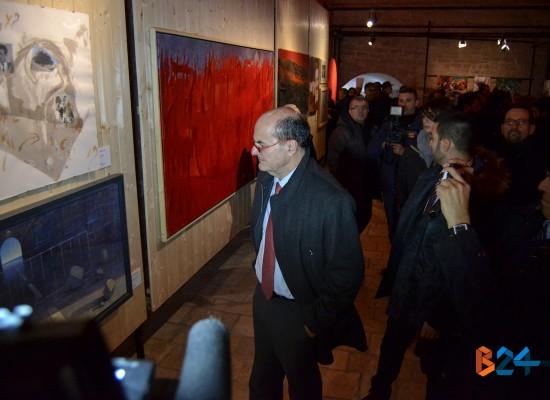 Il resoconto del vice segretario PD Naglieri sulla mostra in onore a Berlinguer