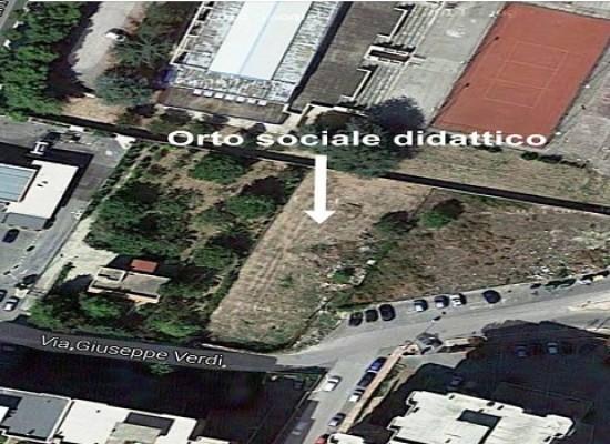 Creazione di un Orto condiviso in via Verdi: sabato 26 incontro organizzativo aperto ai cittadini