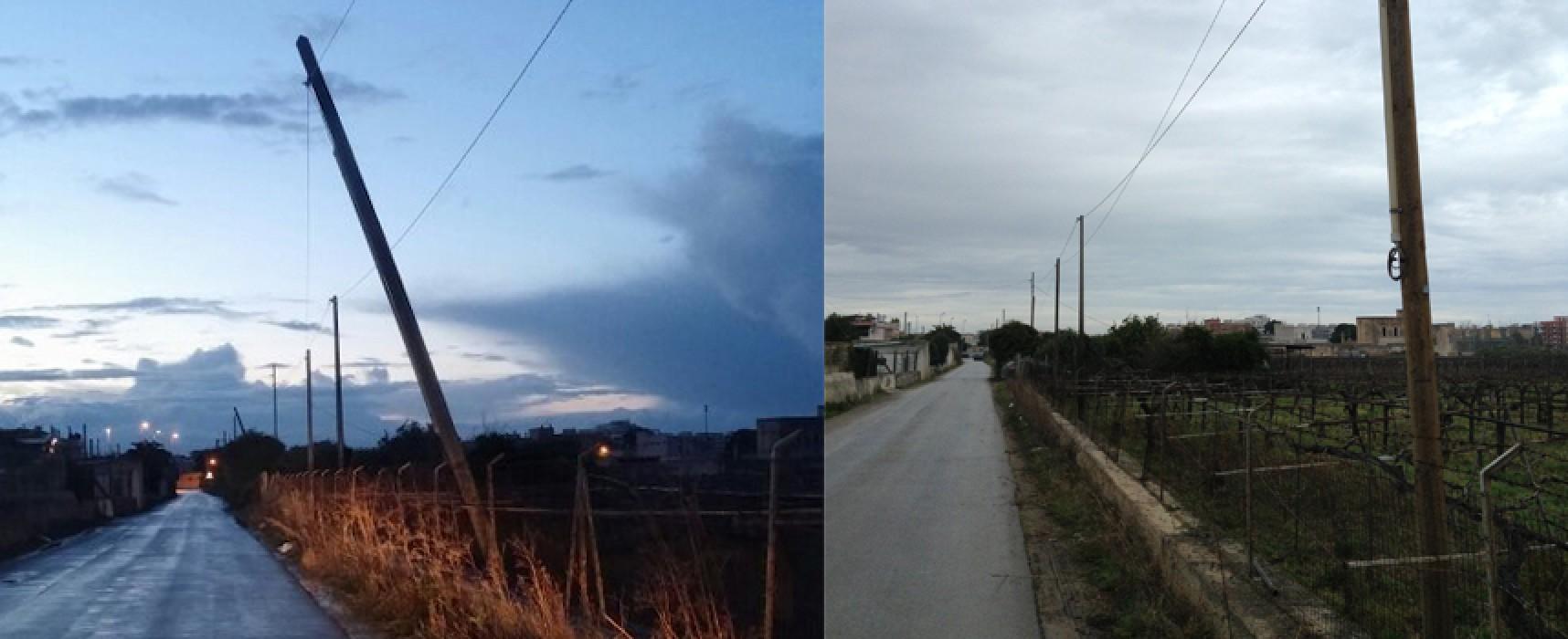 """Lama di Macina, sistemazione pali Telecom, Marco Di Leo (SC): """"La buona politica esiste"""""""