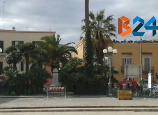 """Giardino Piazza Regina Margherita affidato all'associazione """"Un Mondo per tutti"""" Onlus"""