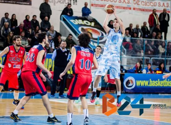 Ambrosia contro Taranto, ecco la fotogallery di Bisceglie24 / FOTO
