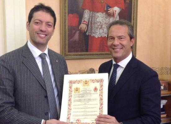 Firmato il protocollo di intesa tra comune di Bisceglie e consolato del Marocco