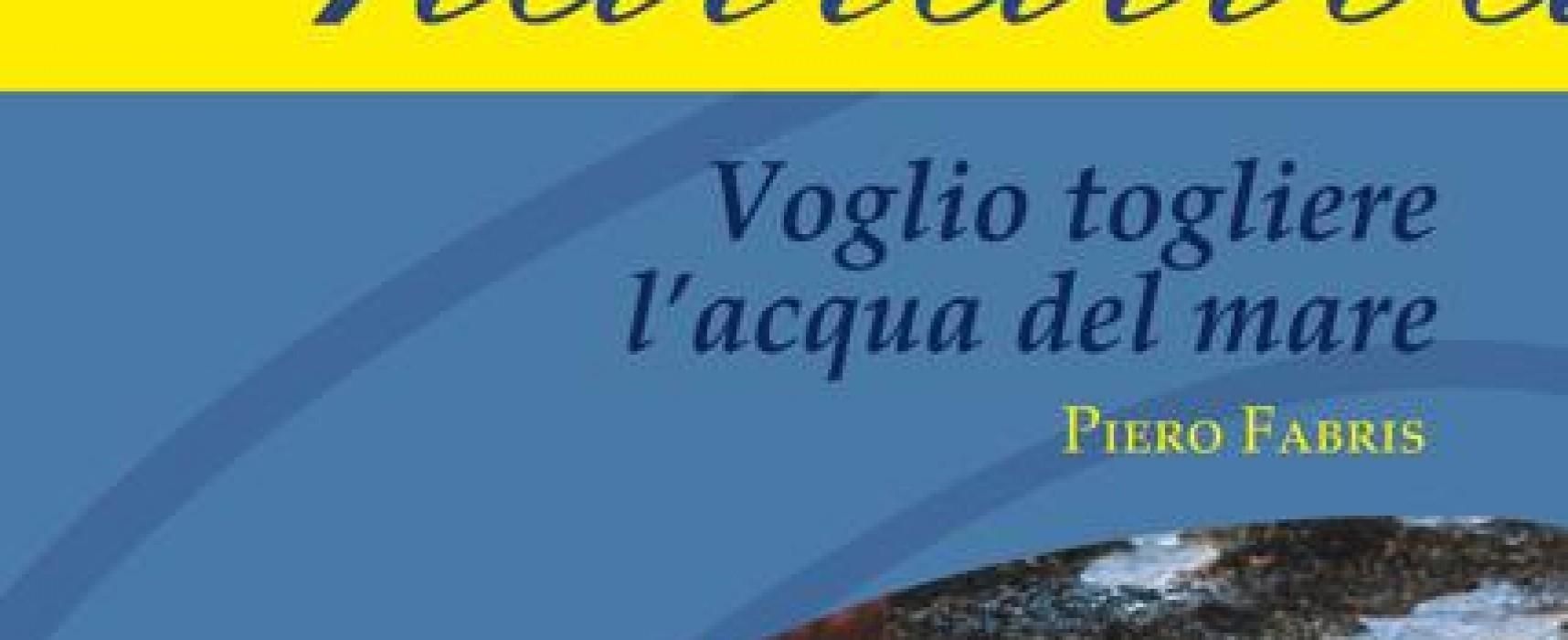"""""""Voglio togliere l'acqua del mare"""", romanzo sull'autismo: presentazione il 19 febbraio al Vesparossa"""