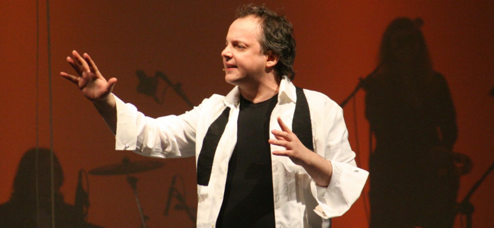 Il 15 febbraio a Bisceglie c'è lo spettacolo del comico Dado