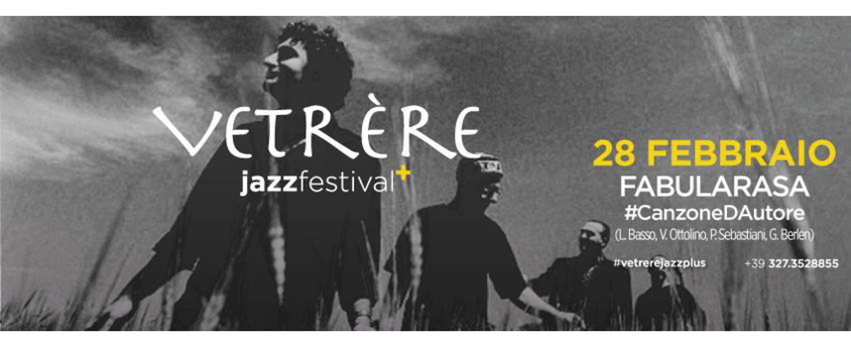 "Al Vetrère Jazz Festival plus il primo disco dei Fabularasa: ""En plein air"""