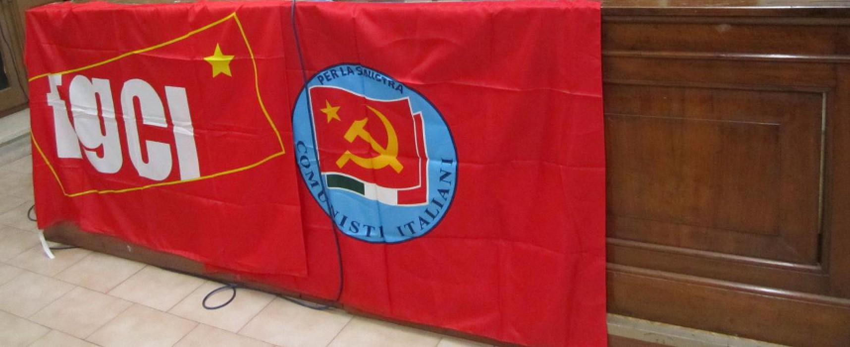 Verde pubblico e sicurezza, il piano proposto dalla Federazione dei Giovani Comunisti Italiani