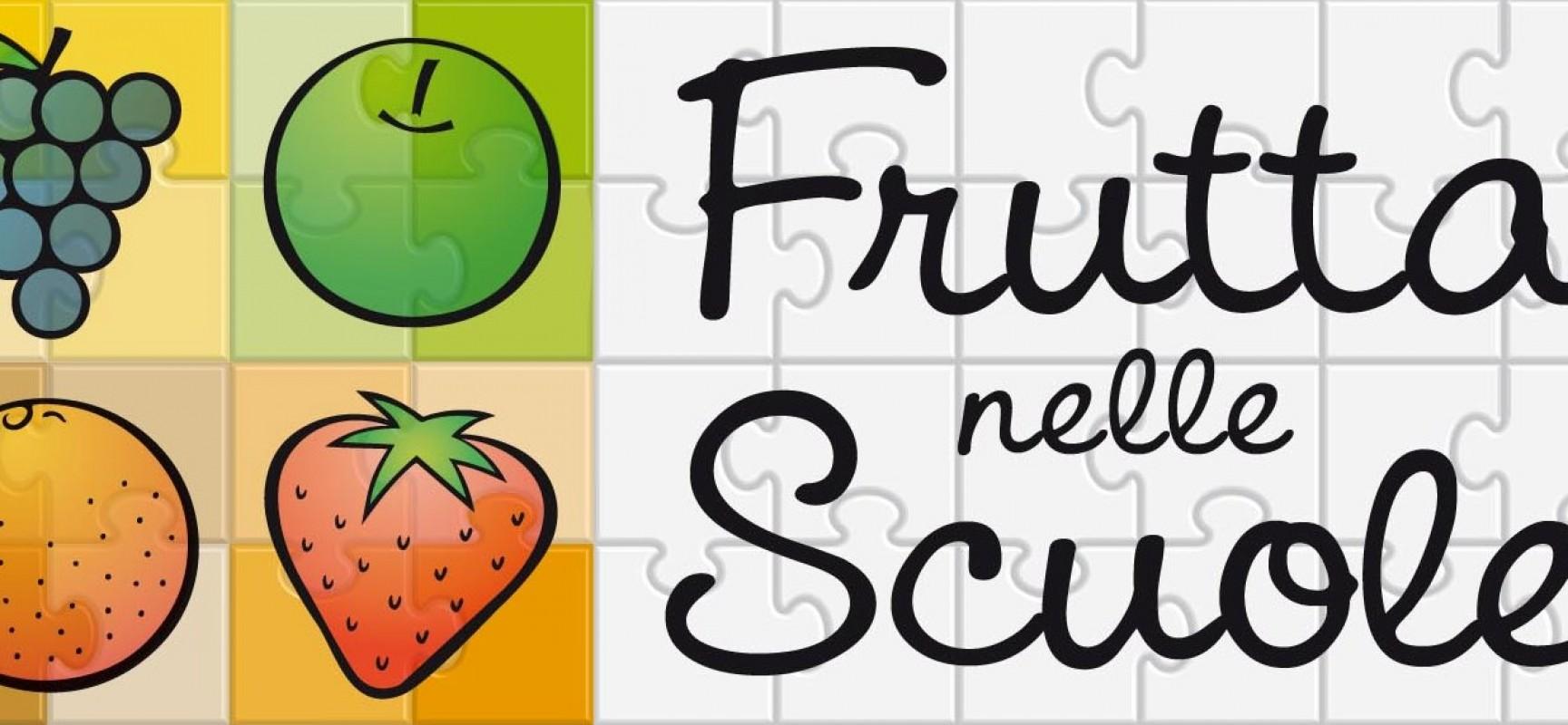 """""""Frutta nelle scuole"""", presentato il progetto dell'OP Arca Fruit"""