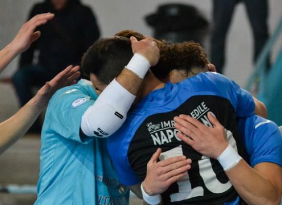 Super Futsal Bisceglie: nove gol al Manfredonia!