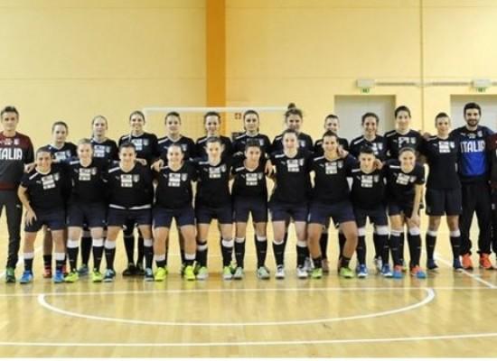 Arcadia, Mary Pinto convocata per il raduno della nazionale femminile di calcio a 5