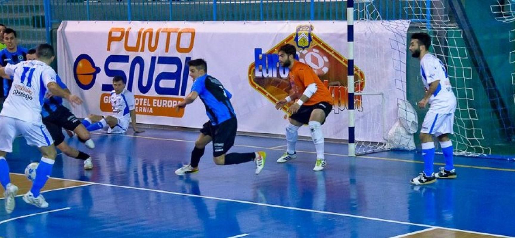Futsal Bisceglie beffato ad Isernia ad 8 secondi dalla fine