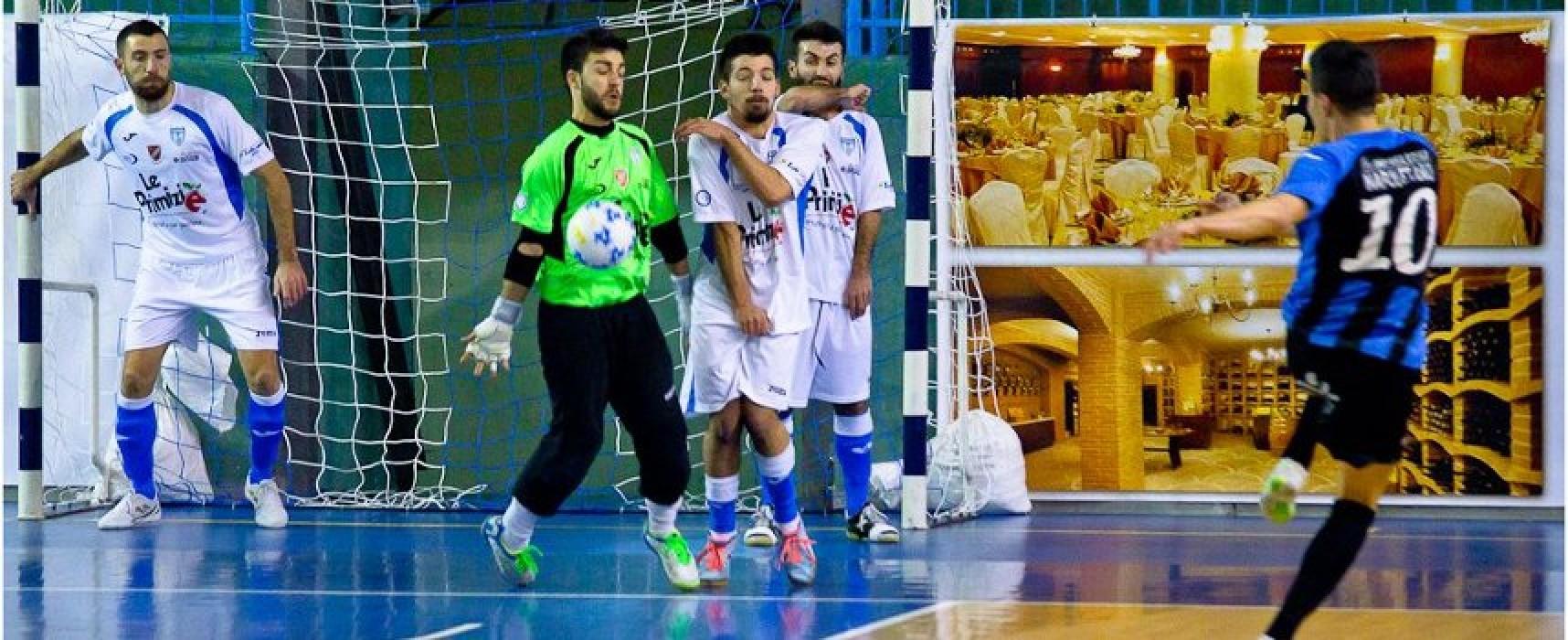 Guarda gli hightlights di Isernia-Futsal Bisceglie 3-3/VIDEO
