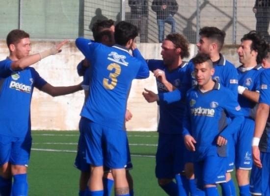 Unione Calcio: a Noci arriva la settima vittoria consecutiva