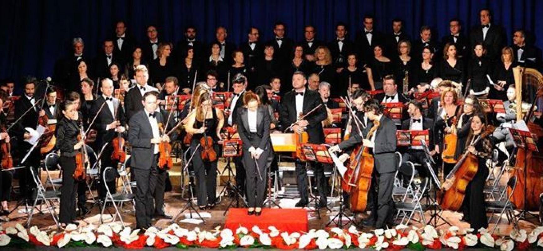 """La Fondazione Musicale """"Biagio Abbate"""" presenta il """"Concerto d'inverno"""""""