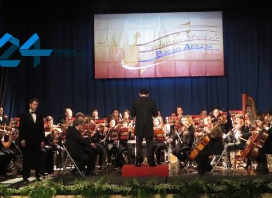 La BAT sceglie l'orchestra lirico sinfonica Biagio Abbate di Bisceglie come orchestra provinciale