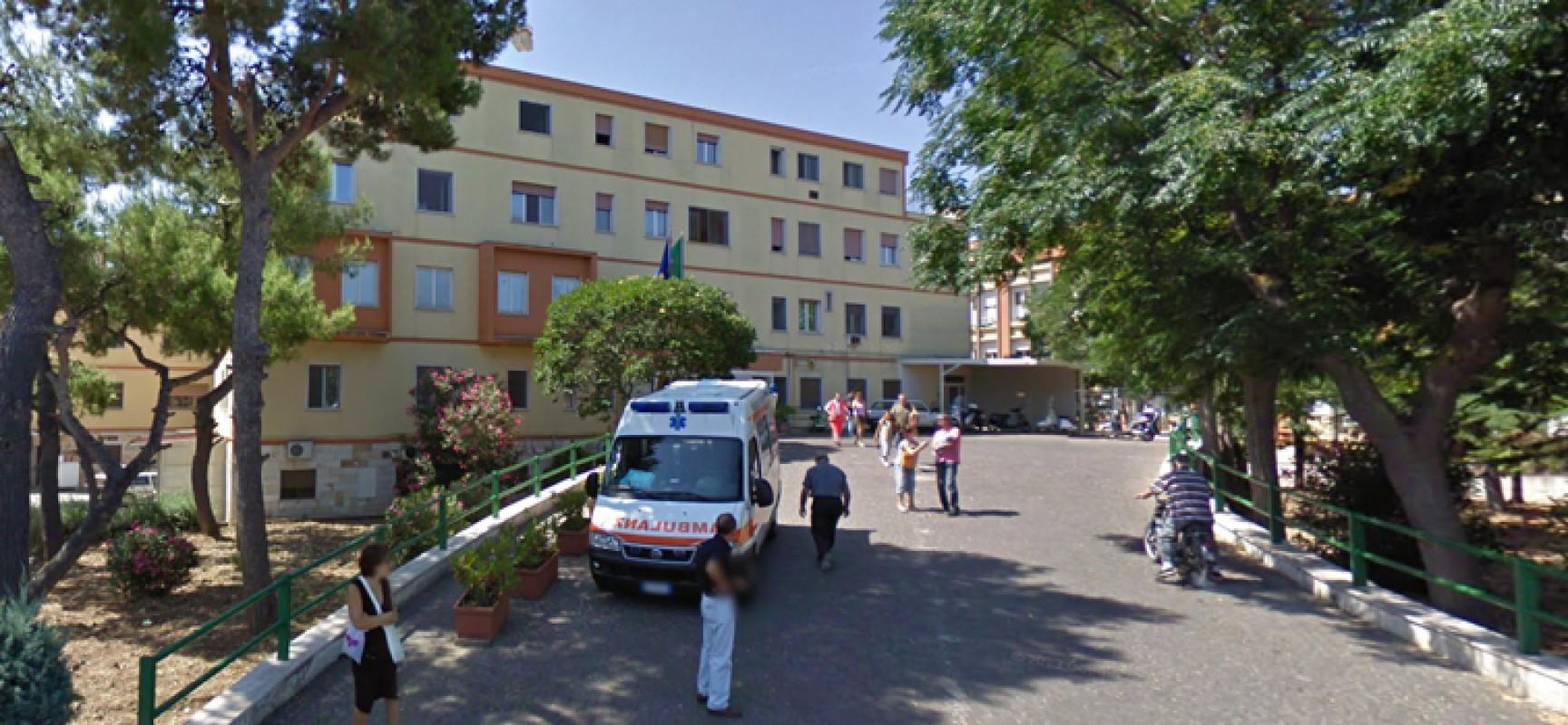 Asl Bt dispone accesso ad ospedali per visitatori / DETTAGLI