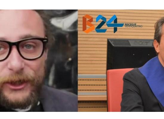 """L'intervista di Pinuccio diventa un caso, Spina contro l'inviato di """"Striscia"""""""