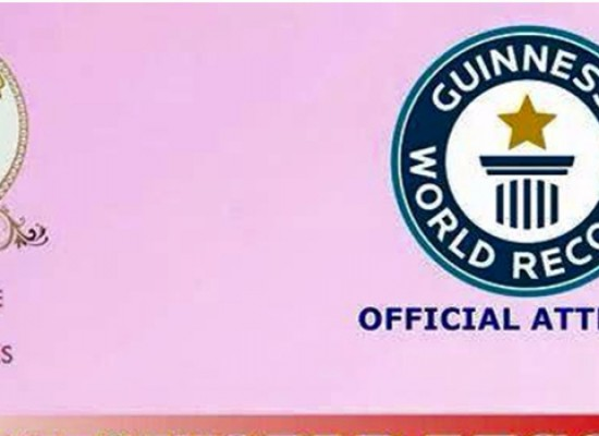 Guinness World Records di Cake Design: tra le protagoniste anche la biscegliese Annaurelia Salerno