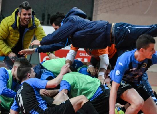 Il Futsal Bisceglie saluta il PalaDolmen ospitando il Campobasso