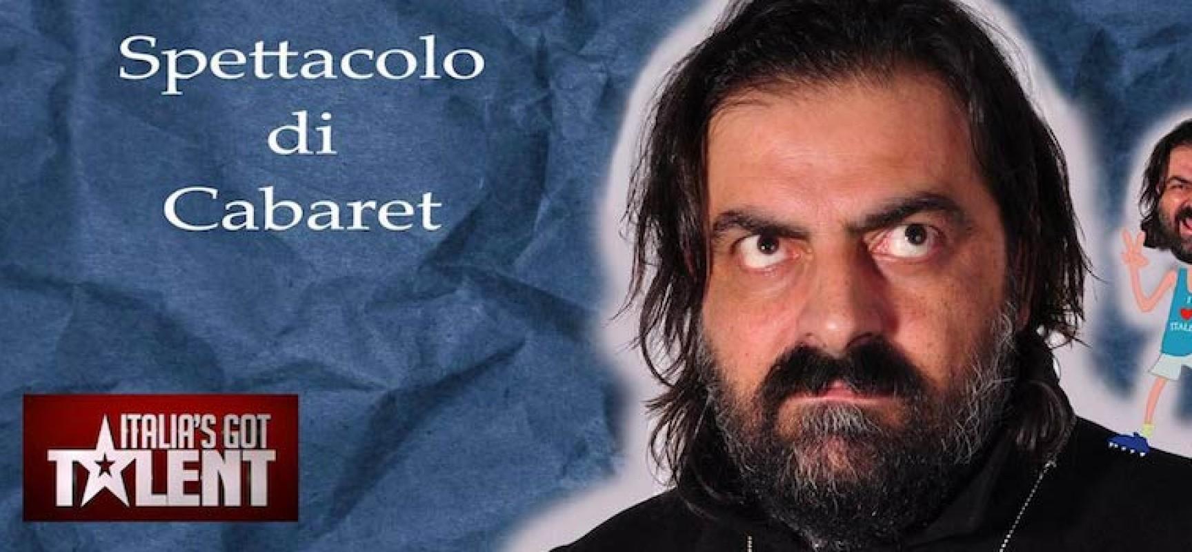 """""""Io e i miei 7 gemelli"""", lo spettacolo di Elio Angelini arriva a Bisceglie il 27 marzo"""