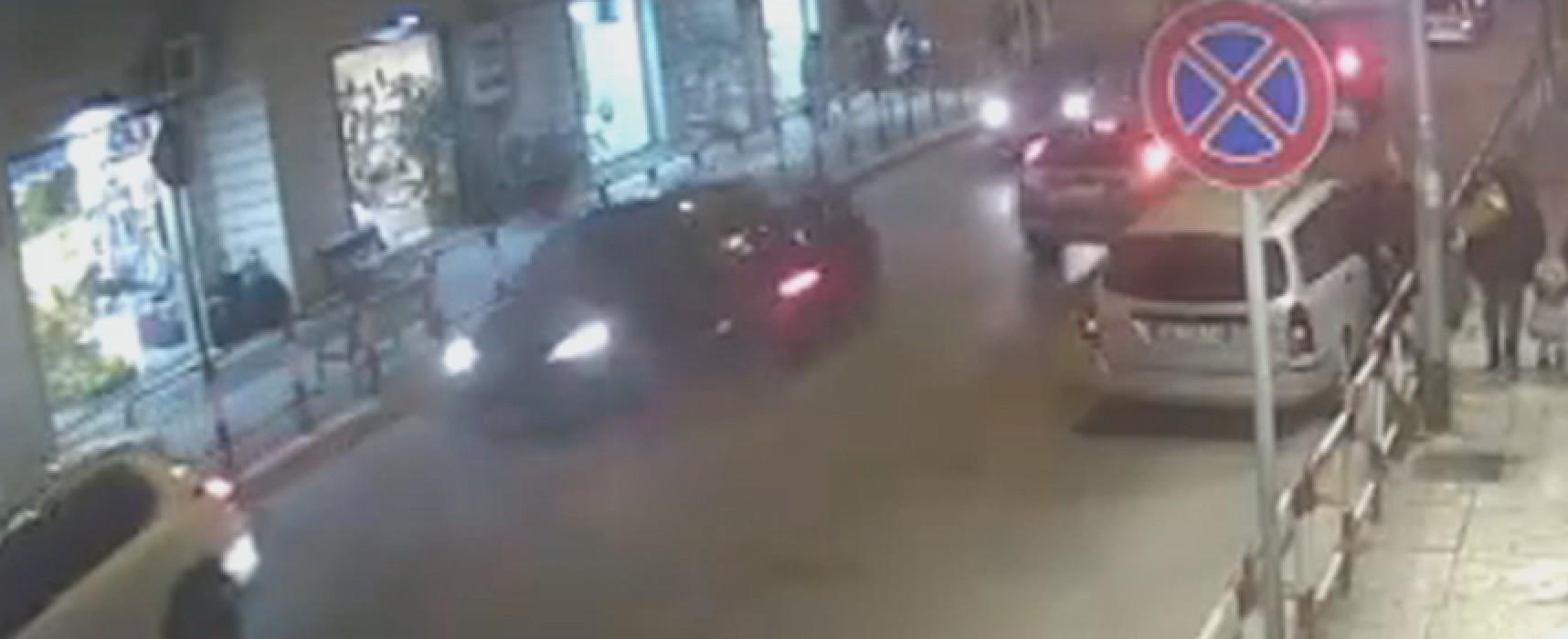 Il VIDEO del pirata della strada che investe e uccide Mauro Di Lecce