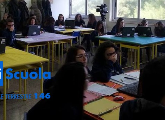 Il Liceo Leonardo Da Vinci di Bisceglie protagonista oggi su Rai Scuola