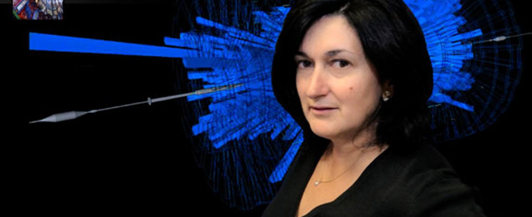 """""""Come abbiamo scoperto il Bosone di Higgs"""": conversazione con Lucia Silvestris, ricercatrice CERN"""