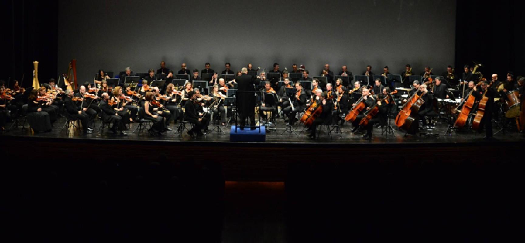 Questa sera a Bisceglie concerto dell'Orchestra Sinfonica Metropolitana