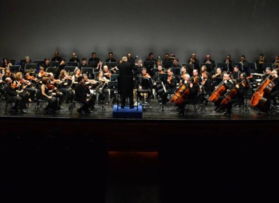 L'Orchestra Sinfonica della Città Metropolitana di Bari si esibisce il 27 marzo al Garibaldi