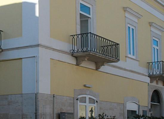 Nuovo splendore per Palazzo Bonomi, quest'oggi, 1° marzo, l'inaugurazione