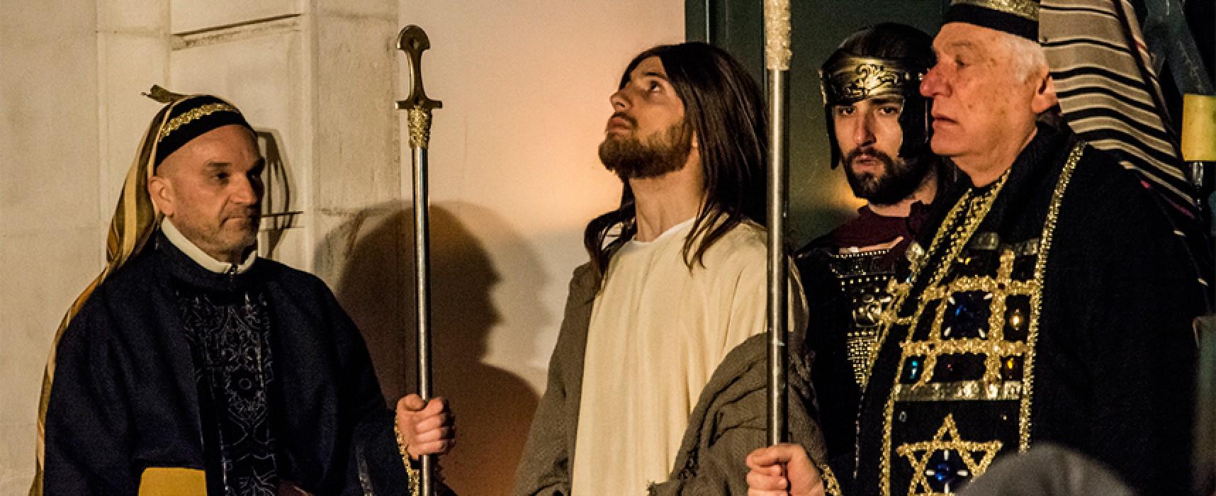 Schàra onlus cerca giovani e figuranti per la Passio Christi