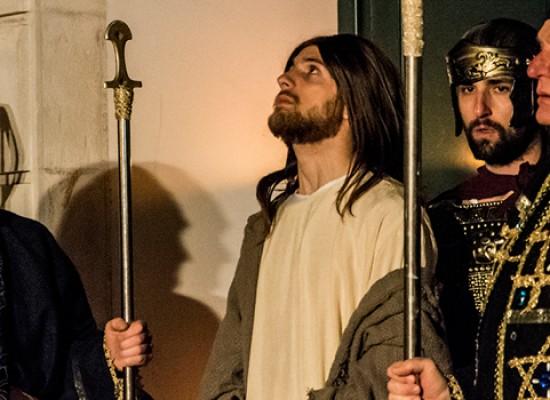 Commozione ed emozioni per la Passio Christi // FOTOGALLERY