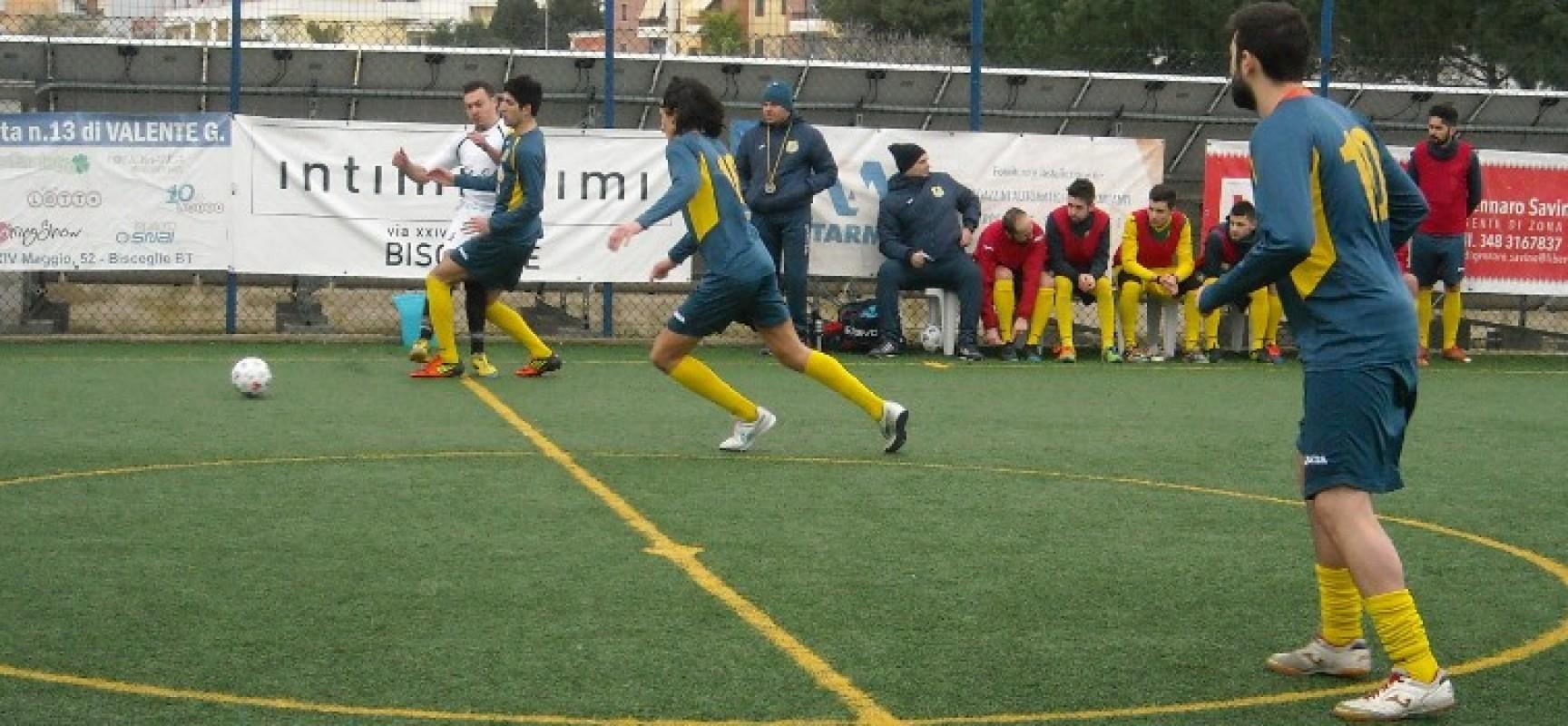 Santos Club, contro il Futsal Andria un punto che vale i playoff/CLASSIFICA