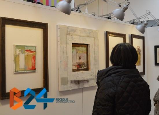 """La mostra """"Stascidd"""" apre i battenti presso il magazzino edile Di Pinto Edilizia, è un successo di pubblico"""
