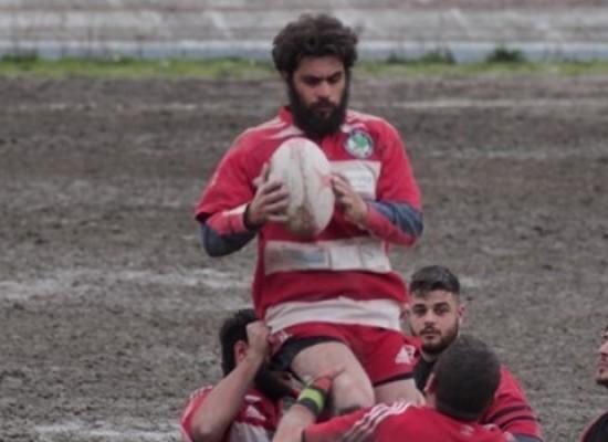 Rugby, i Draghi Bat sfiorano i primi punti stagionali contro il Cus Foggia