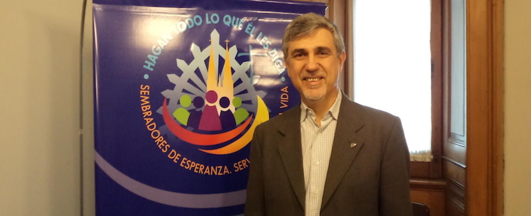 Oggi l'incontro con il coordinatore del Forum Internazionale di Azione Cattolica