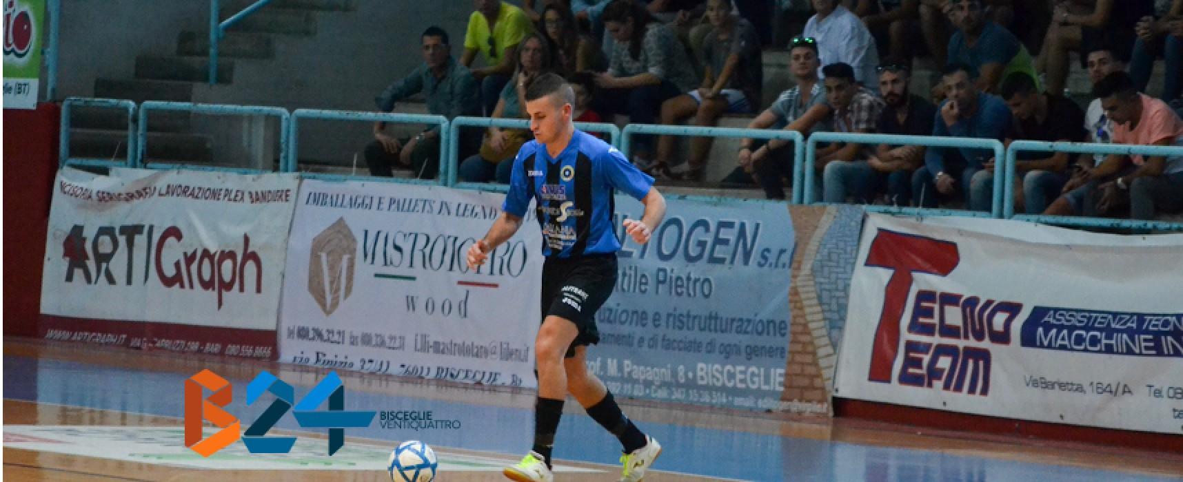 FINALE: Manfredonia – Futsal Bisceglie