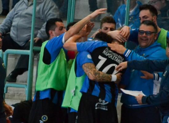 """Futsal Bisceglie, Ventura: """"Affrontiamo tutti alla stessa maniera ed arriveremo lontano"""""""