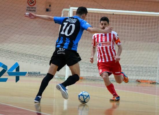 Futsal Bisceglie, gli highlights della storica promozione in A2/VIDEO