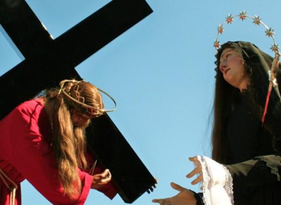 """""""Incontro"""" del venerdì santo, un racconto tra passato e presente / DOMANI DIRETTA STREAMING"""