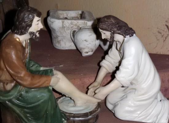 Associazione Madonna del Pozzo, inaugurazione mostra di presepi pasquali