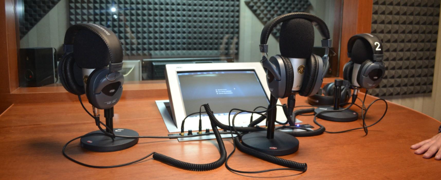 """""""World Radio Day"""", l'Unesco Bisceglie celebra lo sport su Radio Centro"""