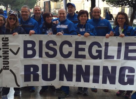 Maratona di Roma, Bisceglie Running c'era / FOTO